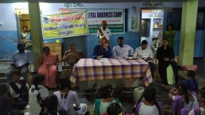Legal Awareness Camps and Campaigns